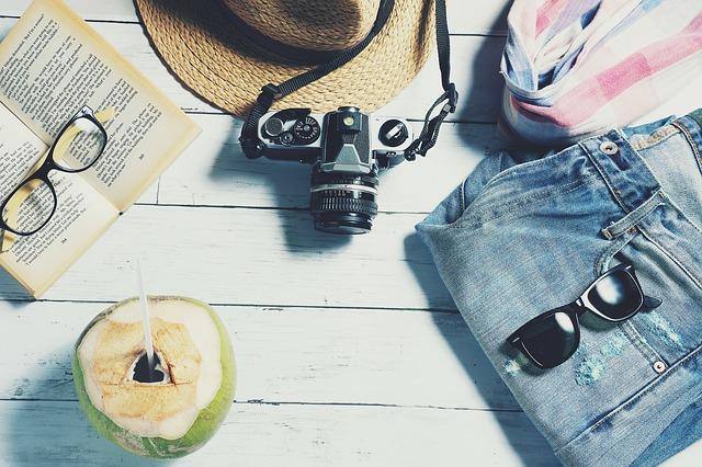 פריטים הבסיסיים לחופשה